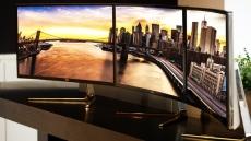 LG34UC97: Weltweit erster 4K-Monitor mit 21:9 Curved IPS-Panel