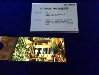 Weltweit erstes 4K-AMOLED-Display mit 6 Zoll und 734 ppi