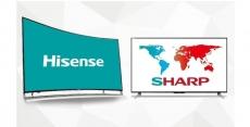 4K-TV-Hammer: Hisense schluckt Sharp (Amerika) für 23,7 Millionen Dollar