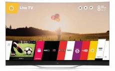 LG 77EC980V: Curved OLED 4K-TV mit 77 Zoll