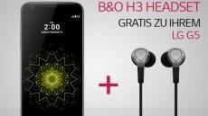 Amazon-Aktion: LG G5 kaufen & B&O Beoplay H3 im Wert von 150 € gratis