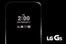 "MWC 2016: Flaggschiff LG G5 bekommt ""Always On""-Display"