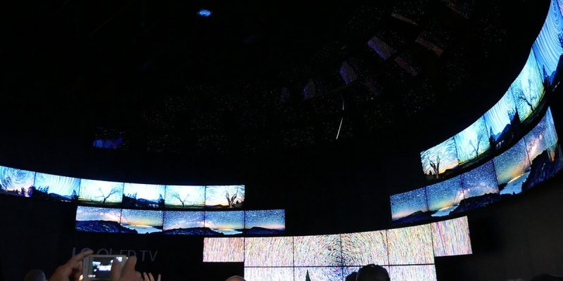 IFA: OLED, 4K, HDR – LG stellt Strategie für Unterhaltungselektronik vor