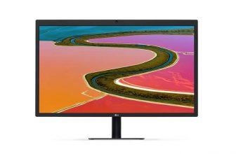 LG UltraFine 4K und 5K Display: Passende Monitore für das Mac Book Pro
