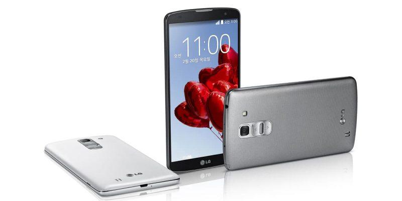 LG G Pro 2 mit 4K-Videofunktion