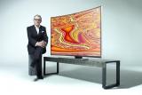 IFA 14: Samsung wirbt mit interaktiver Videoinstallation für 4K-Curved-TVs
