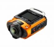 RICOH WG-M2: 4K-Action-Cam mit Ultraweitwinkel-Objektiv
