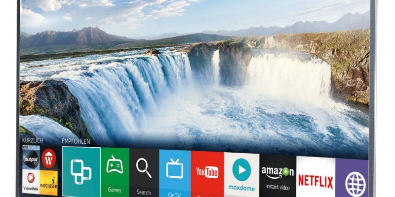Samsung 4K-TVs: Bis zu 1.000 Euro Cashback auf UHD- und SUHD-TVs