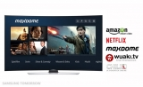 4K-Streaming: Samsung schmiedet Allianz mit Amazon, Netflix und Maxdome