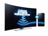 Curved-4K-Aktion von Samsung: Gratis Galaxy S5 für Curved-Käufer