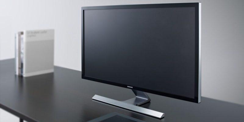 U28D590D: 4K-Monitor von Samsung