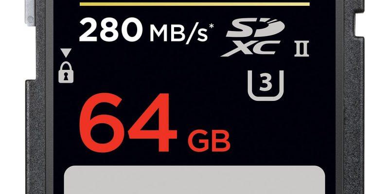 Pro Serie UHD-II: Neue 4K-SD-Karten von Sandisk