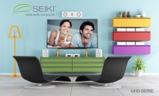 Seiki veröffentlicht 4K-TV SKB 4240S und Ultra HD-Monitor