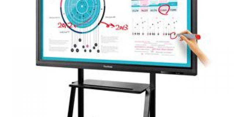 ViewSonic stellt 4k-Display mit 84 Zoll vor