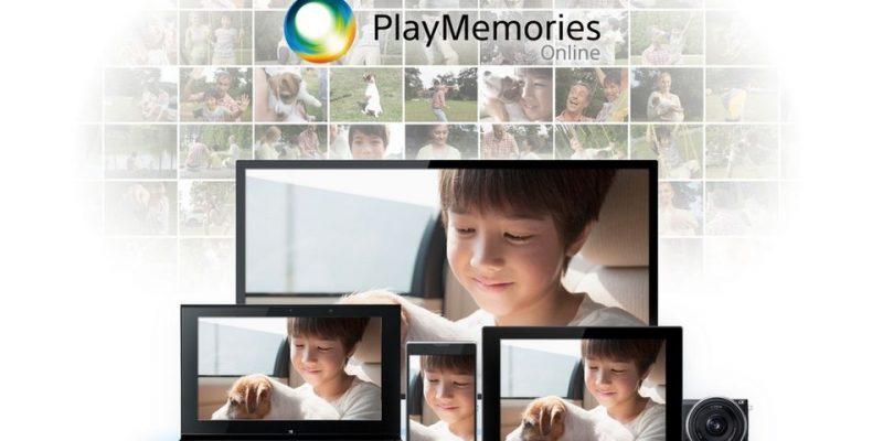 4K-Fotos bei Sony PlayMemories