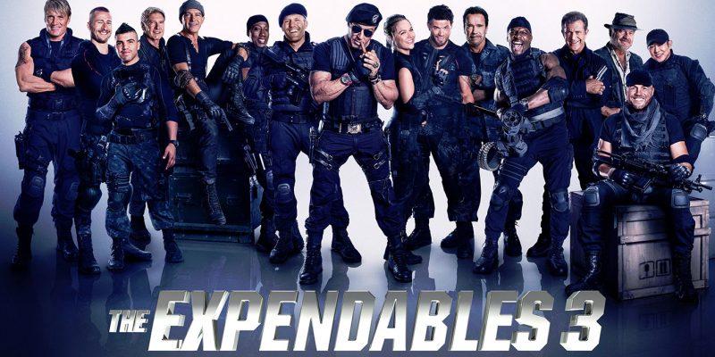 "4K Ultra HD Blu-ray: ""Expendables 3"" & weitere Filme im März"