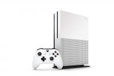 Xbox One S mit 4K: Release der Slim-Konsole mit 2 TB am 2. August