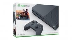 """Xbox One S mit """"Battlefield 1"""", """"Infinite Warfare"""" & """"GTA V"""" für 299 €"""