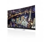 LG bringt ersten 4K-OLED-TV mit Curved-Display in den Handel
