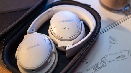 Bose QuietComfort 45 vorgestellt: Noise-Cancelling der Spitzenklasse