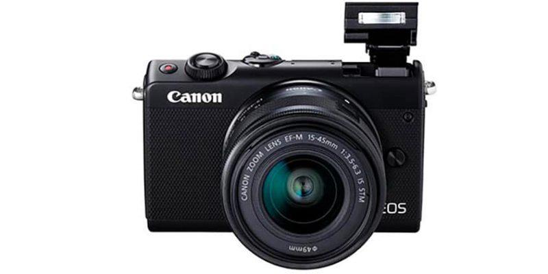 Canon EOS M100: Das kann die neue spiegellose Systemkamera