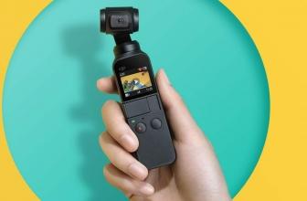 DJI Osmo Pocket: Handheld-Gimbal mit 4K-Kamera ab sofort zu kaufen