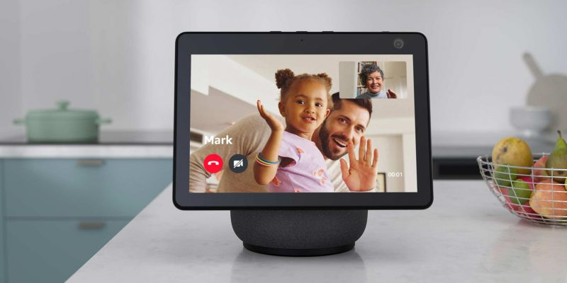 Amazon Echo (4. Gen) und Echo Show 10 mit adaptivem Display vorgestellt