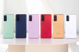 Galaxy S20 Fan Edition vorgestellt: So stark ist das neue Smartphone