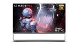 LG enthüllt 8K-TV mit leistungsstarken Grafikkarten der GeForce RTX 30-Familie