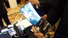 Galaxy X 4K: Faltbares Samsung-Smartphone technisch noch nicht möglich