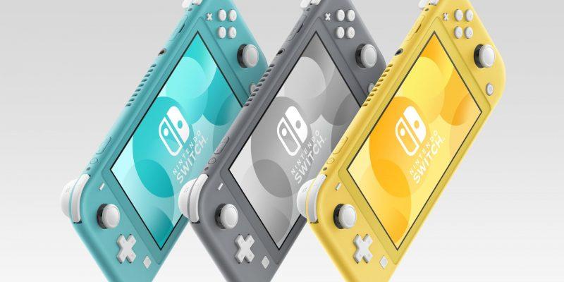 Nintendo Switch Lite vs. Nintendo Switch: Was sind die Unterschiede?