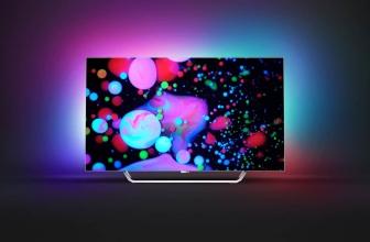 Die 8 besten OLED-Fernseher 2019 von LG, Sony, Philips & Co.