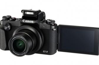 Canon PowerShot G1 X Mark III: Kompaktkamera mit DSLR-Ambitionen