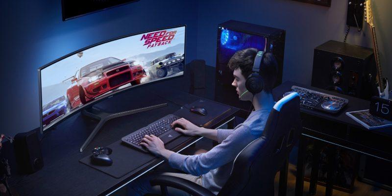 Gaming-Monitore: 7 Bildschirme mit sehr kurzer Reaktionszeit