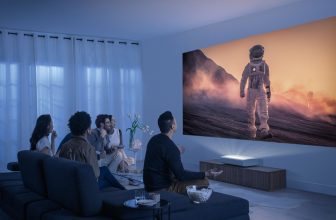 Samsung enthüllt 4K-Ultra-Kurzdistanz-Beamer The Premiere