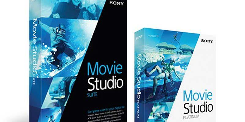 Sony Movie Studio 13 unterstützt 4K